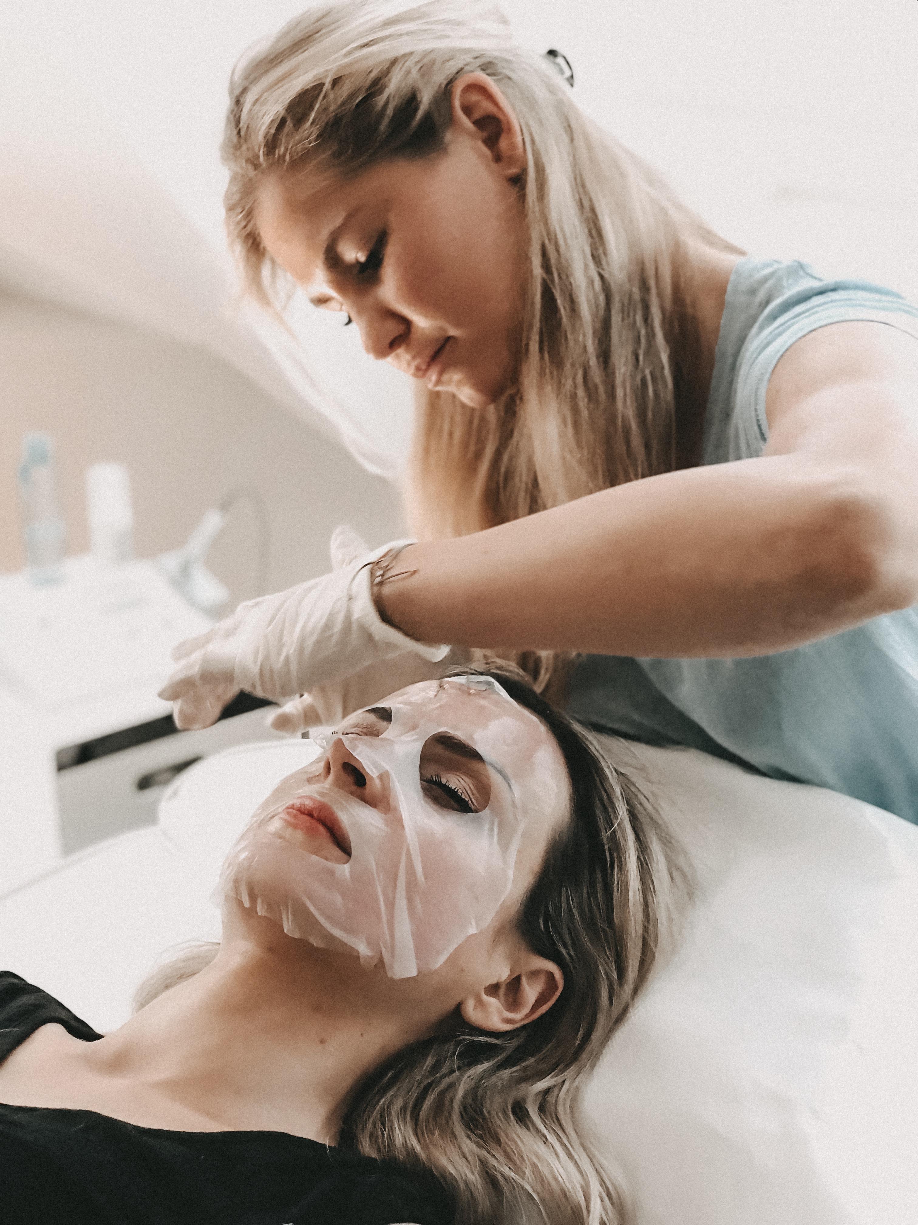 Skin Fresh Up – Laser Treatment inkl. Cranio Sacral Therapie